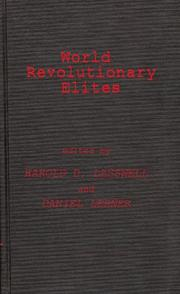 World revolutionary elites