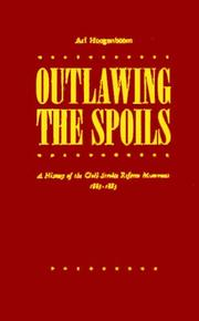Outlawing the spoils by Ari Arthur Hoogenboom