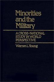 Minorities and the Military: A Cross National Study in World Perspective