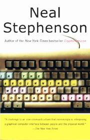 Cover of: In the Beginning...was the Command Line | Neal Stephenson
