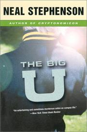 Cover of: The big U