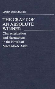 Cover of: The craft of an absolute winner