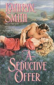 Cover of: A seductive offer