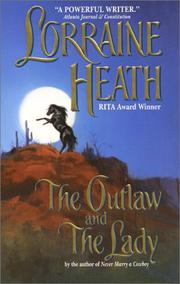 Cover of: The Outlaw and the Lady (Avon Romantic Treasures.)