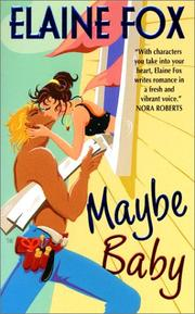 Cover of: Maybe baby