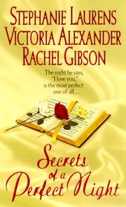 Cover of: Secrets of a Perfect Night | Authors mixed, Rachel Gibson