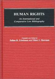 Cover of: Human Rights |