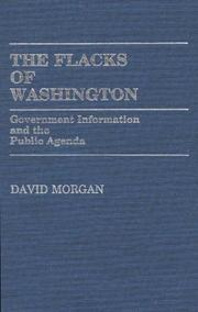 Cover of: The flacks of Washington