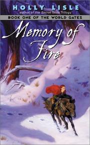 Cover of: Memory of Fire (The World Gates, Book 1)