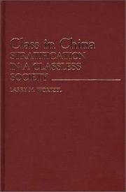Cover of: Class in China