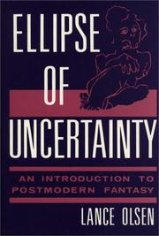 Cover of: Ellipse of uncertainty