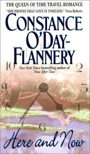Cover of: Here and Now | Constance O'Day-Flannery