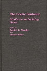 Cover of: The Poetic fantastic