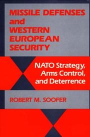 Cover of: Missile defenses and western European security