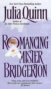 Cover of: Romancing Mister Bridgerton