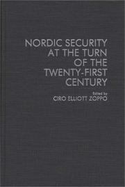 Nordic Security at the Turn of the Twenty-First Century