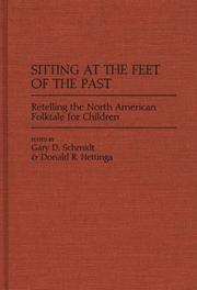 Cover of: Sitting at the Feet of the Past |