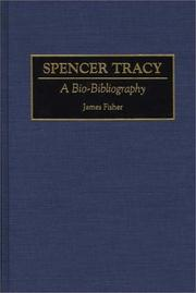 Cover of: Spencer Tracy | Fisher, James