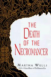 Cover of: The death of the necromancer