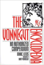 Cover of: Vonnegut encyclopedia | Marc Leeds
