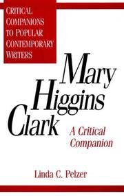 Cover of: Mary Higgins Clark