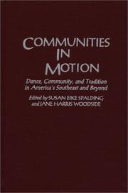 Cover of: Communities in Motion |