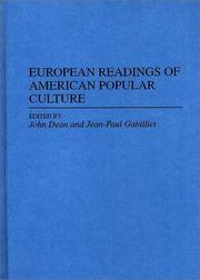 European readings of American popular culture