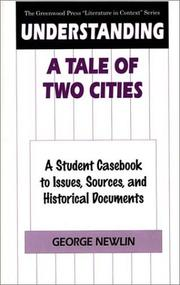 Cover of: Understanding A tale of two cities