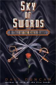 Cover of: Sky of Swords: A Tale of the King's Blades