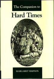 Cover of: The companion to Hard times