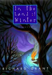 Cover of: In the land of winter | Grant, Richard