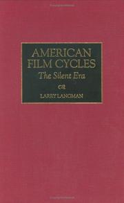 Cover of: American film cycles