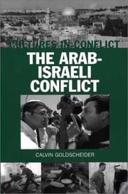 Cover of: The Arab-Israeli Conflict