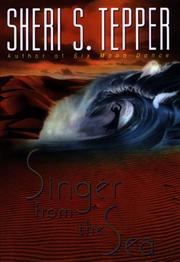 Cover of: Singer from the sea