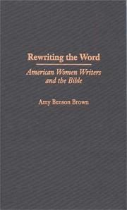 Cover of: Rewriting the word