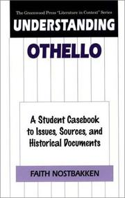 Cover of: Understanding Othello