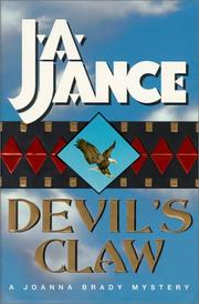 Devil's claw by J. A. Jance