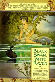 Cover of: Black swan, white raven |