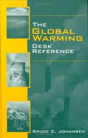 Cover of: The global warming desk reference