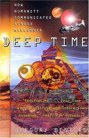 Cover of: Deep time: How Humanity Communicates Across Millennia