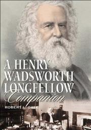 Cover of: A Henry Wadsworth Longfellow companion