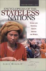 Cover of: Encyclopedia of the Stateless Nations: Ethnic and National Groups Around the World