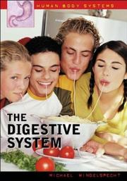 Cover of: The Digestive System (Human Body Systems) | Michael Windelspecht