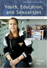 Cover of: Youth, Education, and Sexualities | James T. Sears