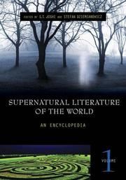 Cover of: Supernatural Literature of the World