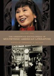 Cover of: The Greenwood Encyclopedia of Multiethnic American Literature