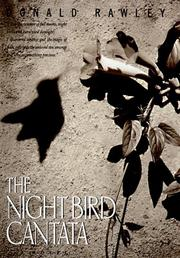 Cover of: The night bird cantata