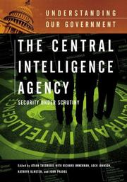 Cover of: The Central Intelligence Agency |