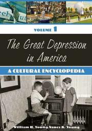 Cover of: The Great Depression in America