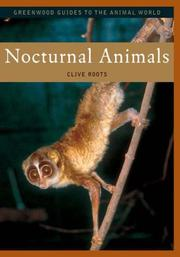 Cover of: Nocturnal Animals